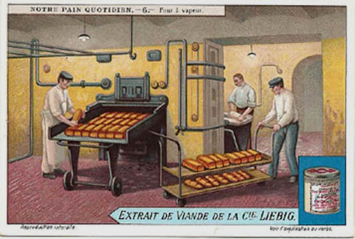French Trade Card- click on image for detail